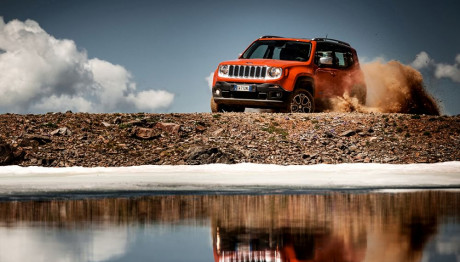 Jeep Renegade  Compass
