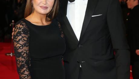 Ο Γκάρεθ Μπέιλ με την σύντροφο του Έμα Ρις-Τζόουνς
