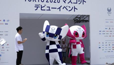 Μασκότ Ολυμπιακών και Παραολυμπιακών Αγώνων του Τόκιο 2020