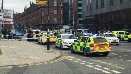 Συναγερμός Manchester γυναίκα ξενοδοχείο