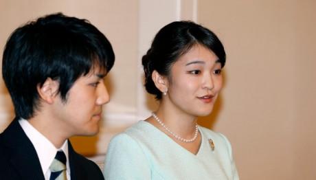 Αναβάλλεται ο γάμος της Γιαπωνέζας πριγκίπισσας λόγω χρεών