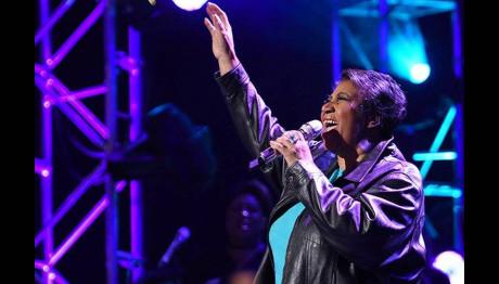 Aretha Franklin βίντεο εγγονή