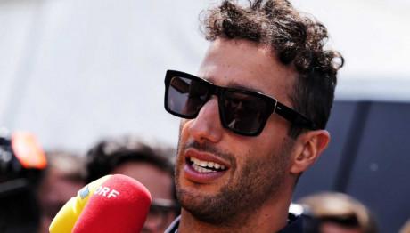 Daniel Ricciardo Renault Sport F1 Team
