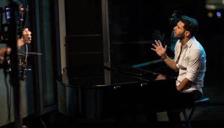 Πέτρος Ιακωβίδης: Backstage υλικό από το τραγούδι  ''Μην Τολμήσεις''