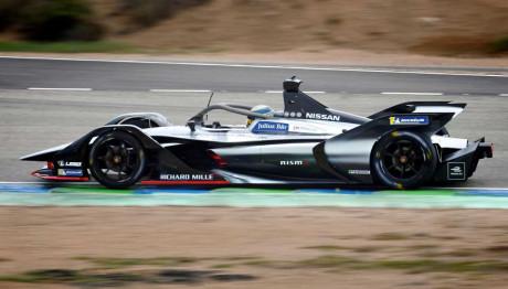 """Nissan  Gen2"""" Formula E"""