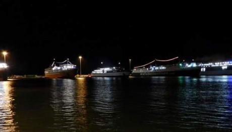 Τηλεφώνημα για βόμβα σε πλοίο της Ζακύνθου