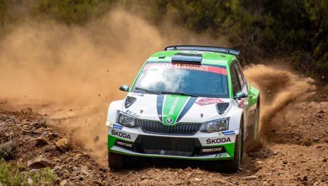 SKODA Fabia R5 WRC 2