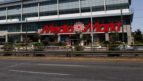 Κατάστημα της Media Markt στη λεωφόρο Συγγρού