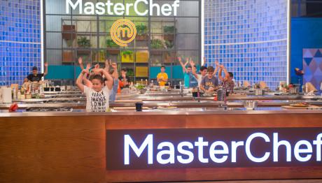 MasterChef Junior: Αυτή είναι η τελική 11αδα των αγοριών
