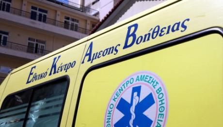f3f75050d95 Από μπαλκόνι πολυκατοικίας στα Χανιά, στην κεντρική οδό Αναγνώστου Γογονή,  έπεσε ένα αγόρι 4 ετών, που νοσηλεύεται τραυματισμένο στην εντατική του ...