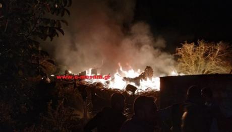 Έκρηξη από ρακοκάζανο στην Κρήτη