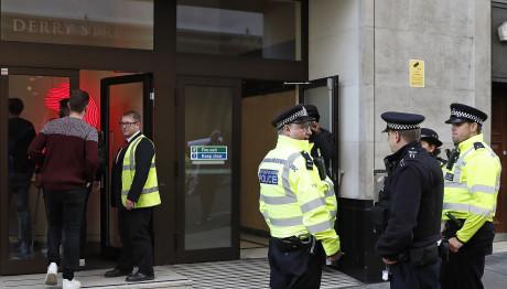 Λονδίνο - αστυνομία