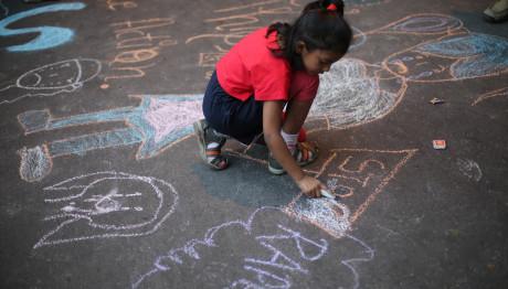 Διαμαρτυρία για τους βιασμούς στην Ινδία