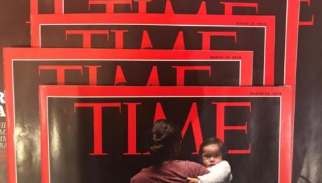 """""""Ο Άνθρωπος της Χρονιάς"""" Time"""