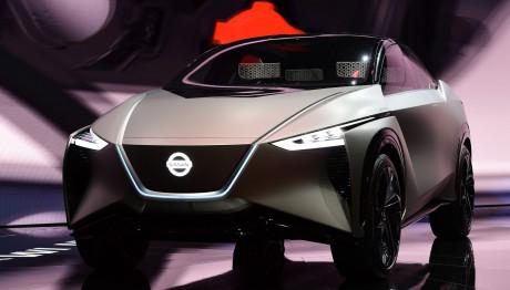 Nissan IMx και IMx KURO