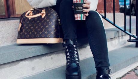 stylish μποτάκια για το κρύο