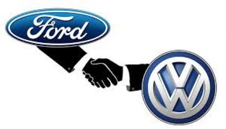 Συνεργασία VW Ford