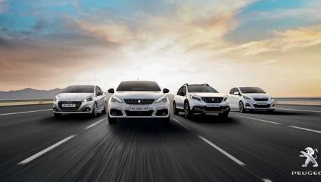 Peugeot πωλήσεις