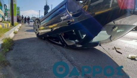 Το αυτοκίνητο που χτύπησε τον 16χρονο