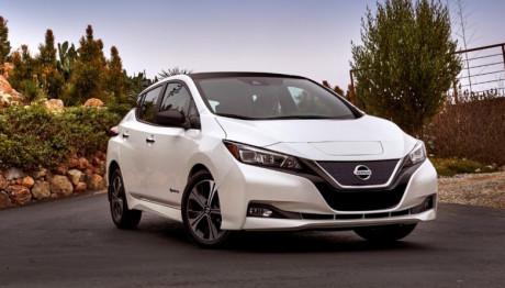 Nissan LEAF πωλήσεις Νορβηγία
