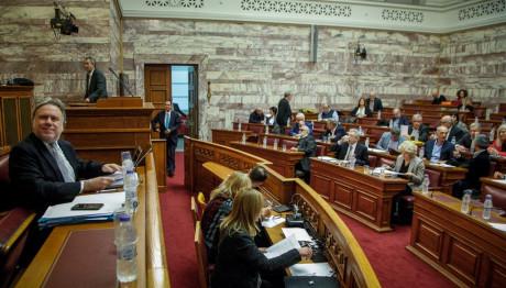 Συνεδρίαση της Επιτροπής Εξωτερικών για τη Συμφωνία των Πρεσπών