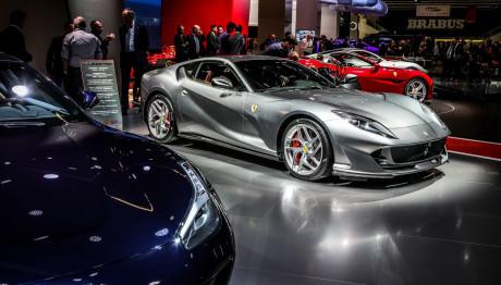 Ferrari κέρδη
