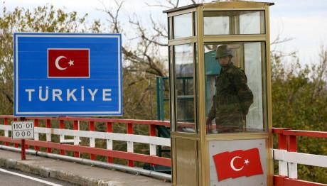 Σύνορα Ελλάδας- Τουρκίας