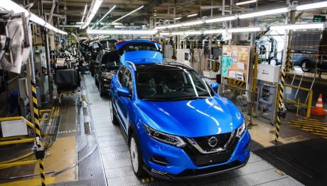 Nissan Qashqai και Χ-Trail Ρωσία