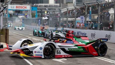 Audi  E-Prix