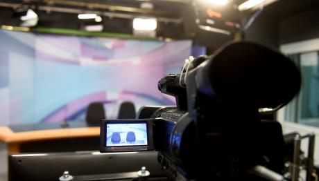 ΕΡΤ Άγριος Καβγάς Μεταξύ Δημοσιογράφων