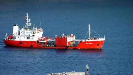 δεξαμενοπλοιο ανδρος