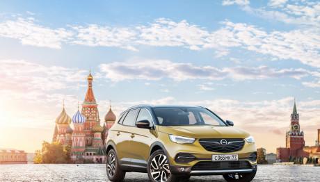 Opel Ρωσία
