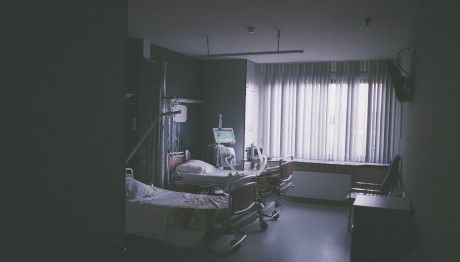 κρεβάτια νοσοκομείου