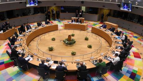 Η αίθουσα του Eurogroup