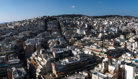 Πολυκατοικιες στην Αθήνα