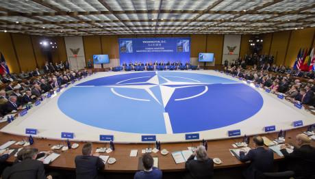 Συνεδρίαση του ΝΑΤΟ