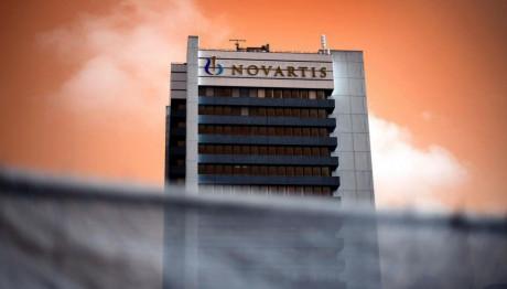 Το κτίριο της Novartis