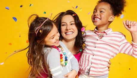 μυστικά των χαρούμενων παιδιών