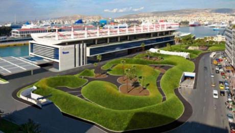 Project των επενδύσεων στο λιμάνι του Πειραιά