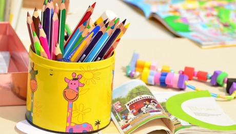 Μπογιές σε παιδικούς σταθμούς