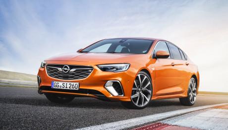 Opel Insignia 4Χ4