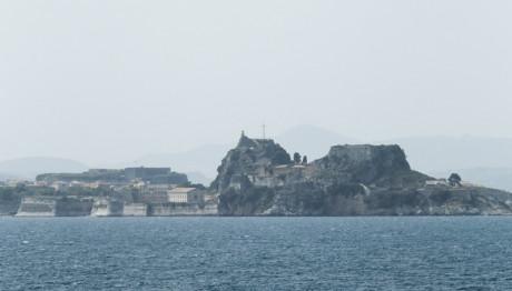 Κέρκυρα κάστρο σκόνη