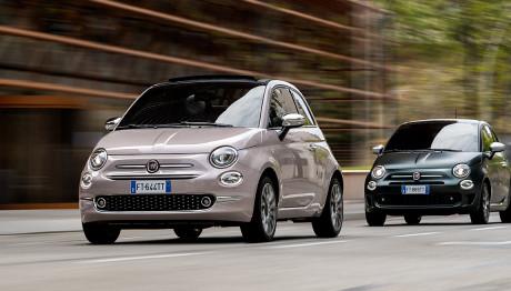 Τo Fiat 500 έβγαλε νέες εκδόσεις