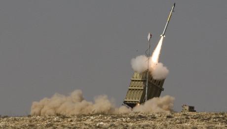 πύραυλοι στο Ισραήλ