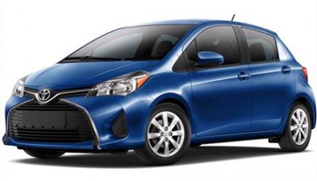 Toyota Yaris ανάκληση