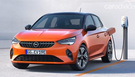 Opel Corsa νέο 2019