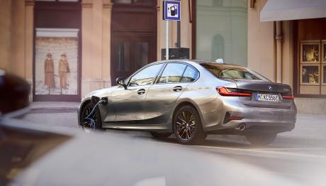 BMW Σειρά 3 Sedan κινητήρες