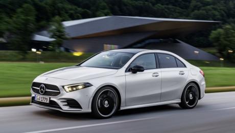 Mercedes A-Class Sedan τιμές