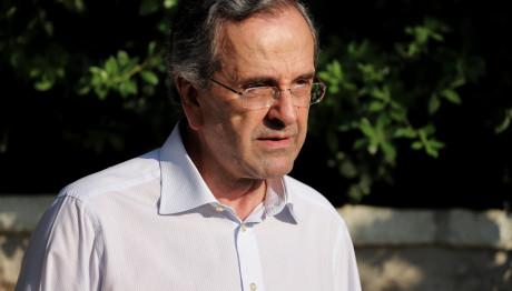 Ο Αντώνης Σαμαράς