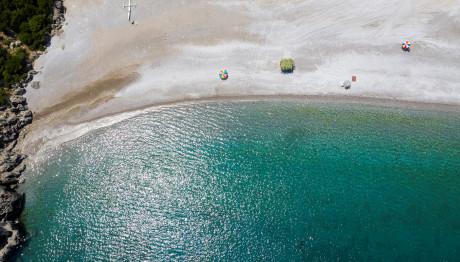 παραλία στη Λακωνία